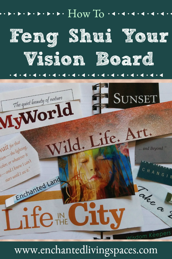 Feng Shui Vision Board