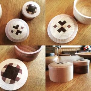 Handmade Hardwood Trinket Box by Steve Clarke