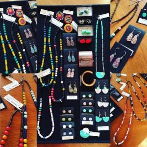 Polymerclay Jewellery by Nadege Honey
