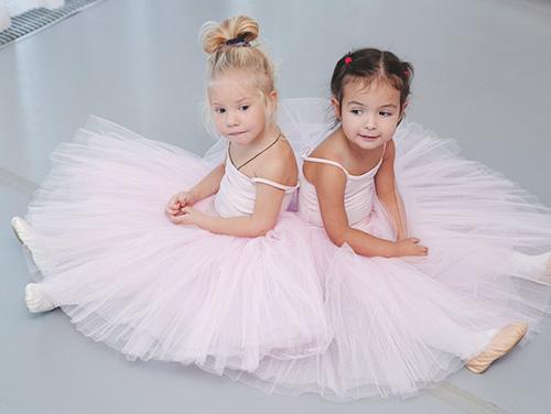 Музыкальная ритмика и балетная гимнастикаот 2,5 до 7 лет