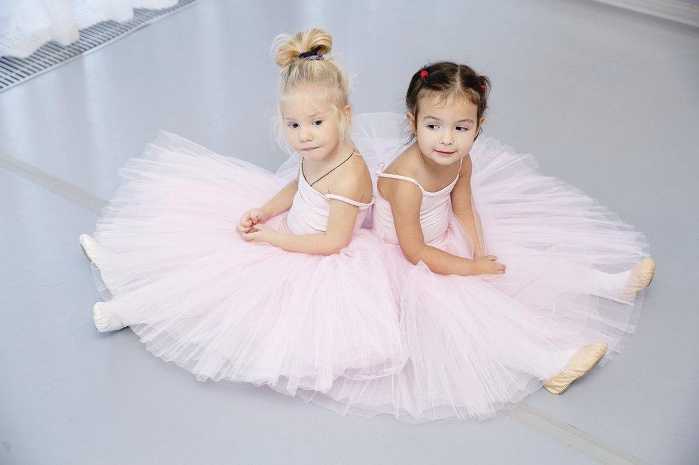 Школа балета для детей в Москве