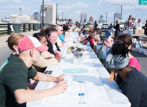 Longest Table: Host Info & Training Session @ The Collaboratory | Dayton | Ohio | United States