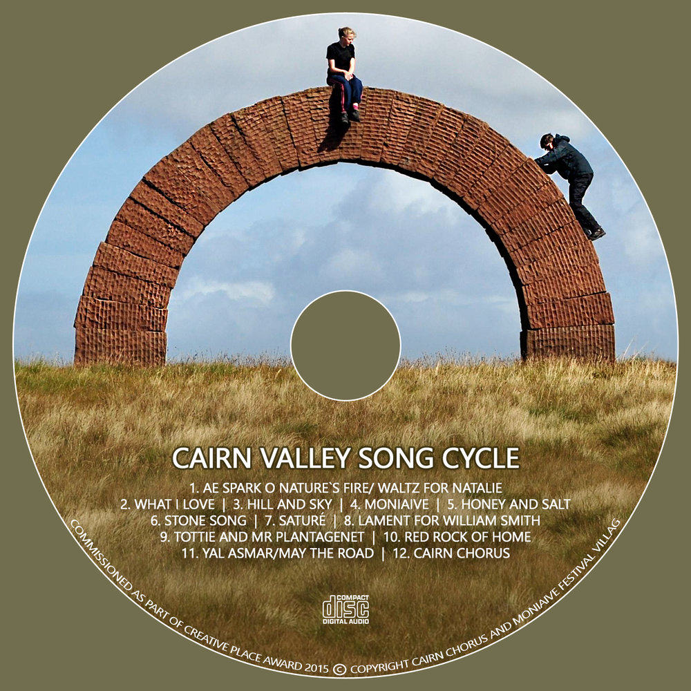 Cairn Valley Song Cycle Cairn Water Music