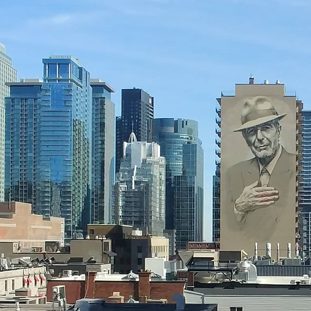 Giants  #leonardcohen #cohen #montreal #skyscraper #quebec #canada #nofilter