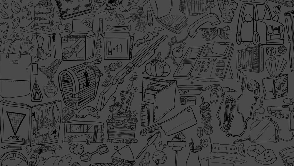 ALEX FALCONE - PROP DESIGN / VISUAL DEVELOPMENT / ANIMATION / ILLUSTRATION