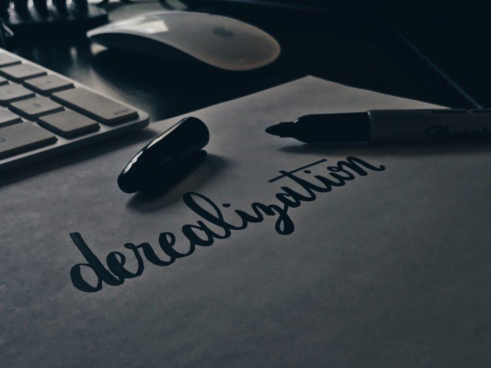 derealization