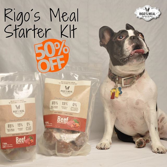 ✅Your Dog deserves to be Healthy!!! Switch to handcrafted Raw Dog Food made with love… ORDER NOW OUR STARTER KIT 50% OFF. (only for 1st time Clients) Limited Quantities!! You only pay $7.50 ($15 VALUE) for: * 1 box of 7 Turkey meatballs, price $7 * 1 box of 7 Beef meatballs price $8 And you get completely FREE : * Home Delivery and personal one time Training (*) (*) We'll call you and set up an appointment for delivery and training. (for new customers only, 1 kit each dog, only one time) ✅¡Tu perro merece ser saludable! Cámbiate ahora a comida para perros hecha artesanalmente y con amor... PIDE NUESTRO STARTER KIT XON 50% DE DESCUENTO. (solo para nuevos clientes) ¡Cantidades limitadas!  Tú solo pagas $7.50 (valorado en $15) por: *1 caja de 7 albóndigas de pavo, precio $7 *1 caja de 7 albóndigas de carne, precio $8 Y obtienes totalmente gratis: *Entrega en la puerta de tu casa y entrenamiento personal solo la primera vez(*) (*) te llamaremos para coordinar la entrega en casa y el entrenamiento. (solo para nuevos clientes, 1 kit para cada perro, solo una vez) #rigosmeal #floridadog #rawdogfood #doglove #dog #dogs #doggy #rawpetfoodmiami #rawdogdiet #healthydogfood #healthydog #starterkit
