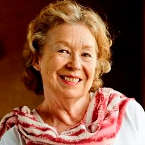 Ann Cotton, Founder + President of Camfed International