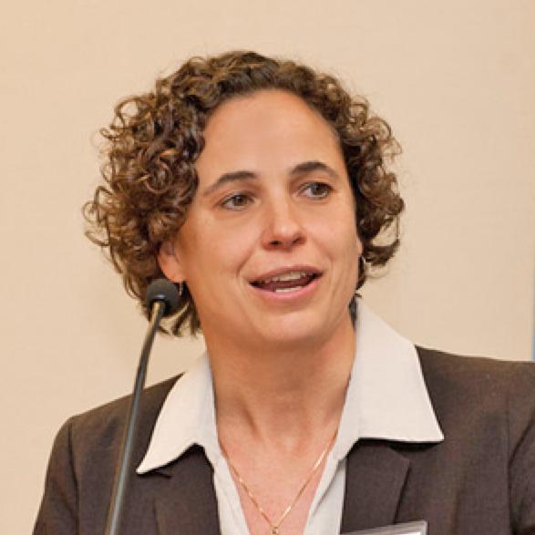 Diana Wells, President of Ashoka
