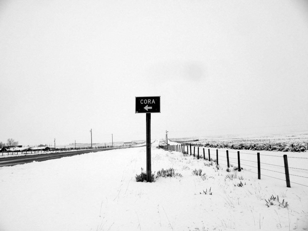 Cora, Wyoming