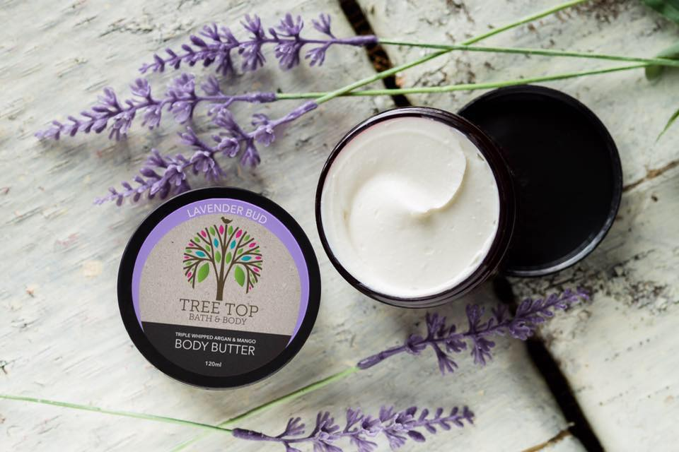 To learn more about Tree Top Bath & Body products click here.