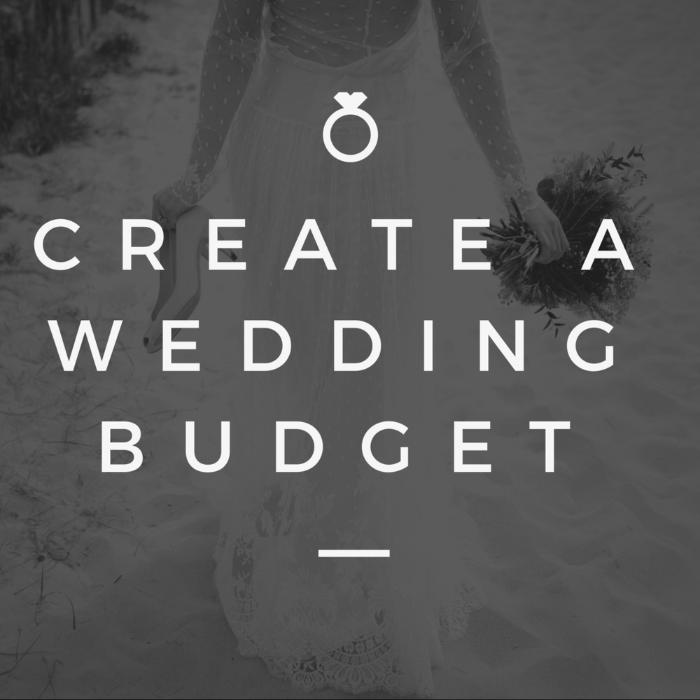 Create a wedding budget.png