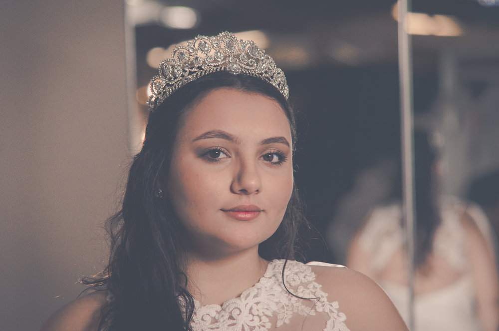 Tiaras - Our crystal tiaras are exquisite and fit for a queen!