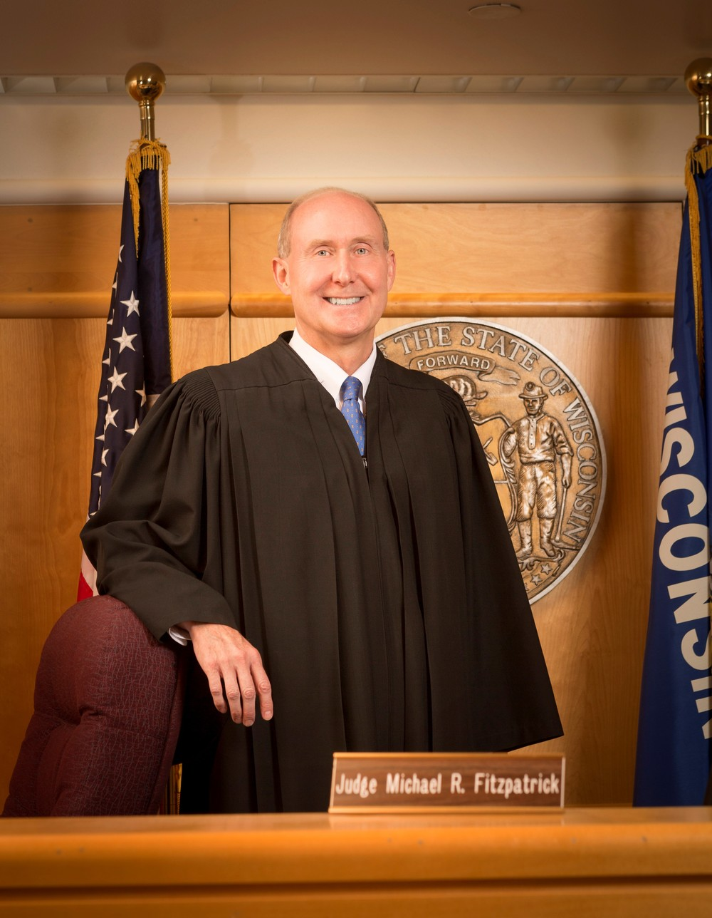 Contact Judge Michael Fitzpatrick for Court of Appeals