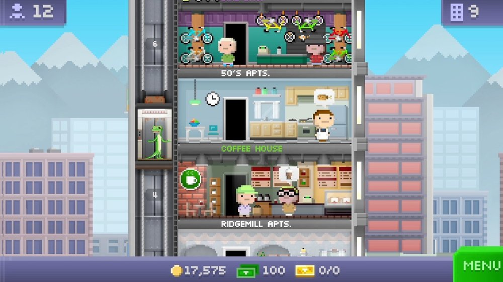 GEICO - Tiny Towers