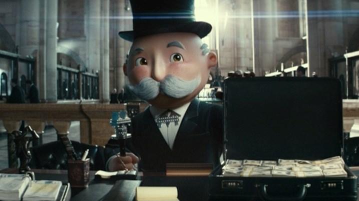 NY Lottery - Mr. Monopoly