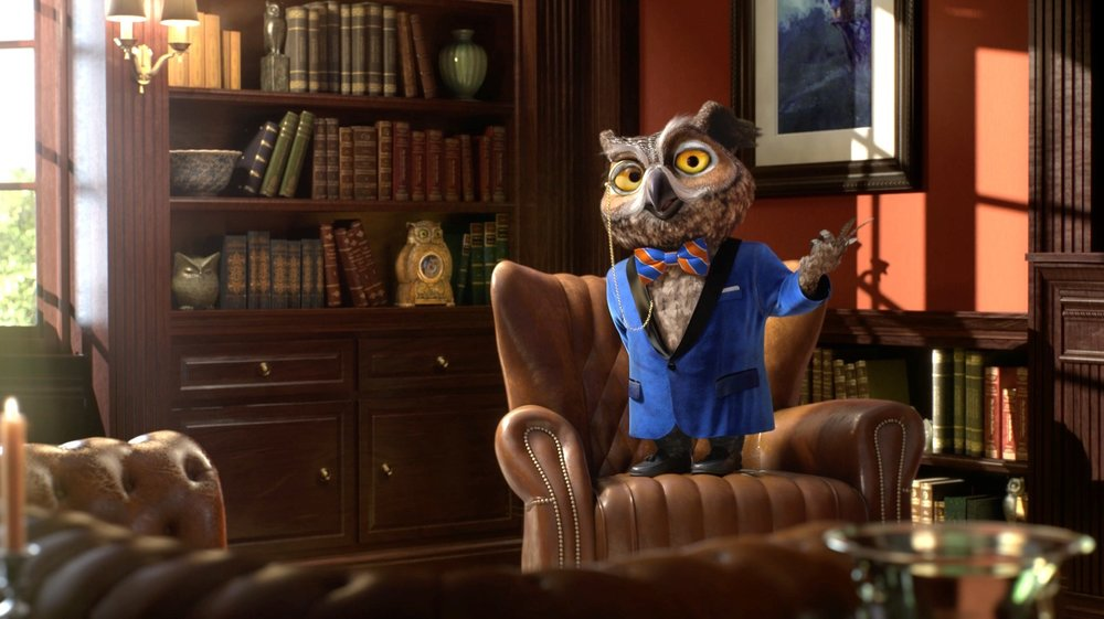 Xzyal - Nigel the Owl