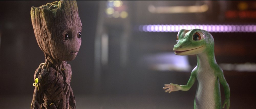 GEICO - Guardians of the Galaxy