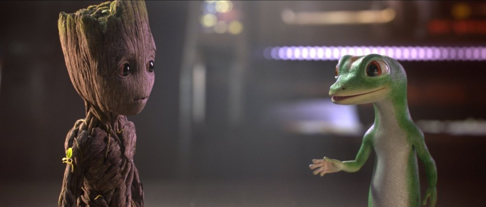 GEICO/Guardians of the Galaxy - Team Up