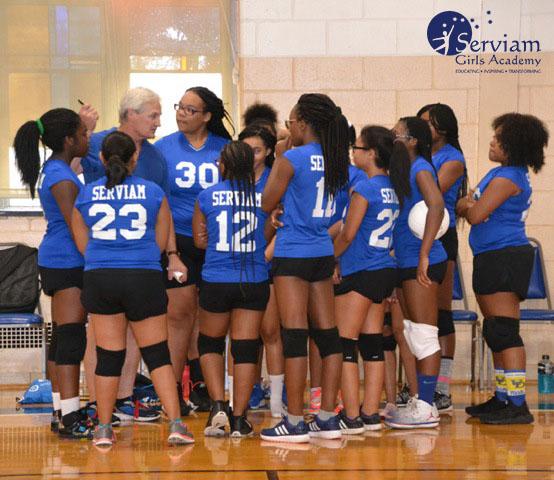 CRE Outreach Serviam girls academy