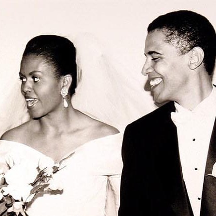 #ForeverObama 26 years later he still looks at her that way!!! Happy Anniversary!!! ❤️ #blacklove