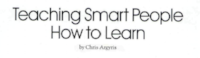 Teaching Smart People How to Learn by Chris Argyris