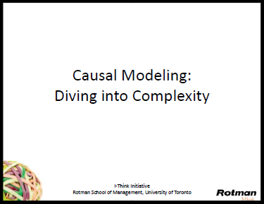 Causal Model Slides