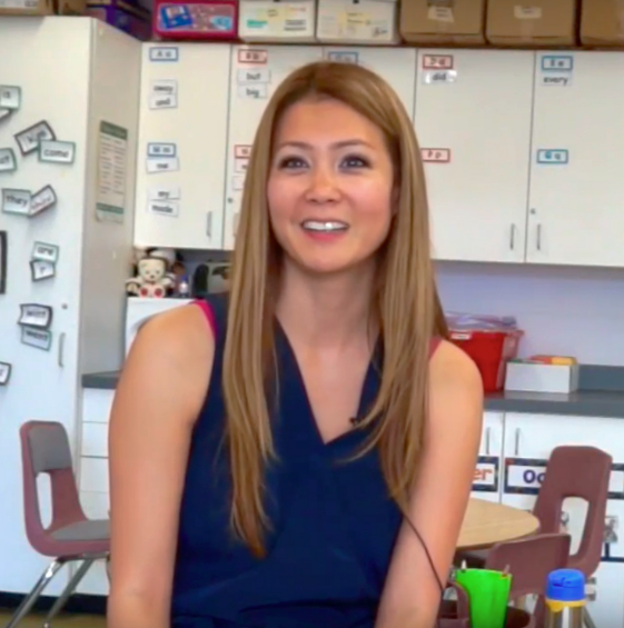 Jummi Kim, Grade 1 Teacher -