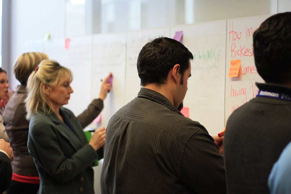 Problem Solving with Integrative Thinking -