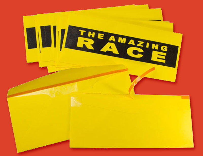 Amazing Race instructions for Step 2: Examining the Models  -
