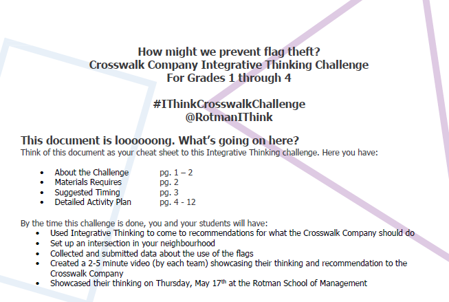 Lesson Plan - Flag Theft Challenge -