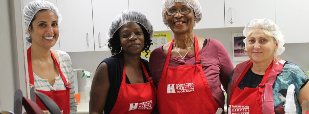 Case Study: NYH Food Bank -