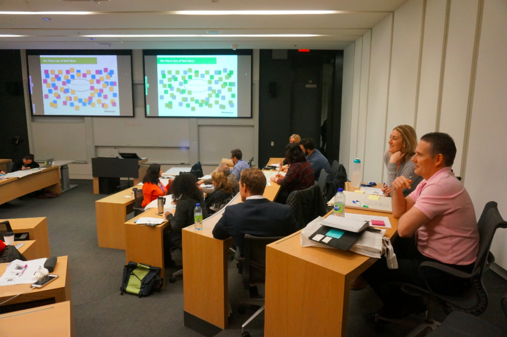 Summer Institute - Experiment with all the tools of Integrative Thinking in this three day program.Summer 2019