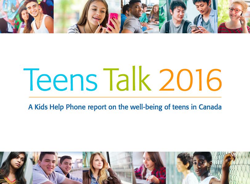 Teens Talk 2016 -