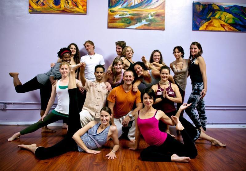 Purusha Yoga Teacher Gathering