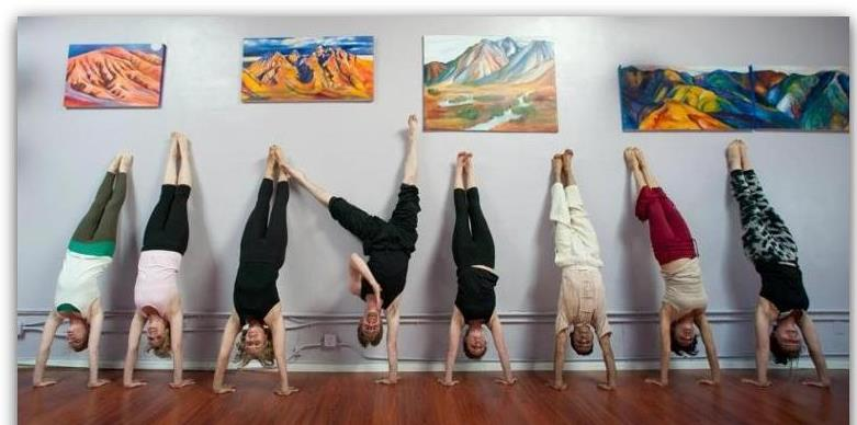 Yogis Just Want to Have Fun