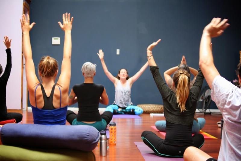Yoga Teacher Training Sample Class