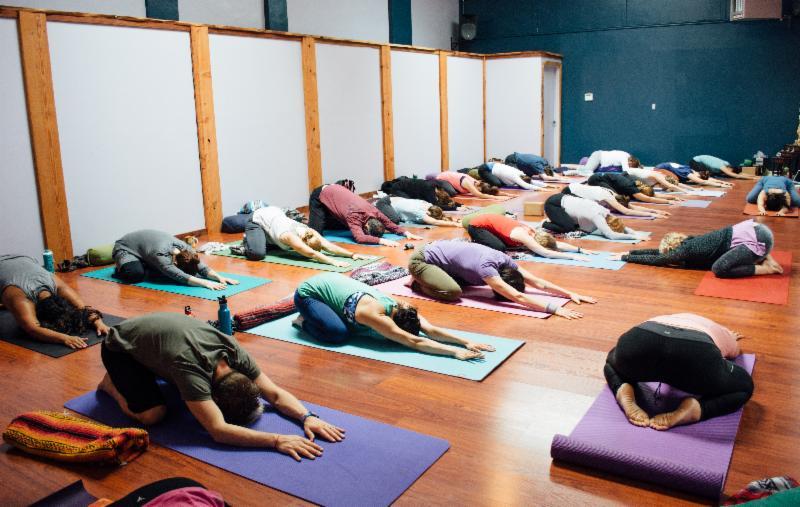 Group Yin Yoga Class