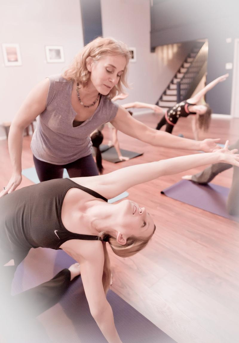 Somatic Yoga Certification