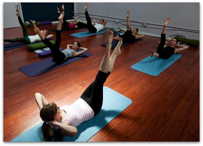 Purusha Pilates Certification
