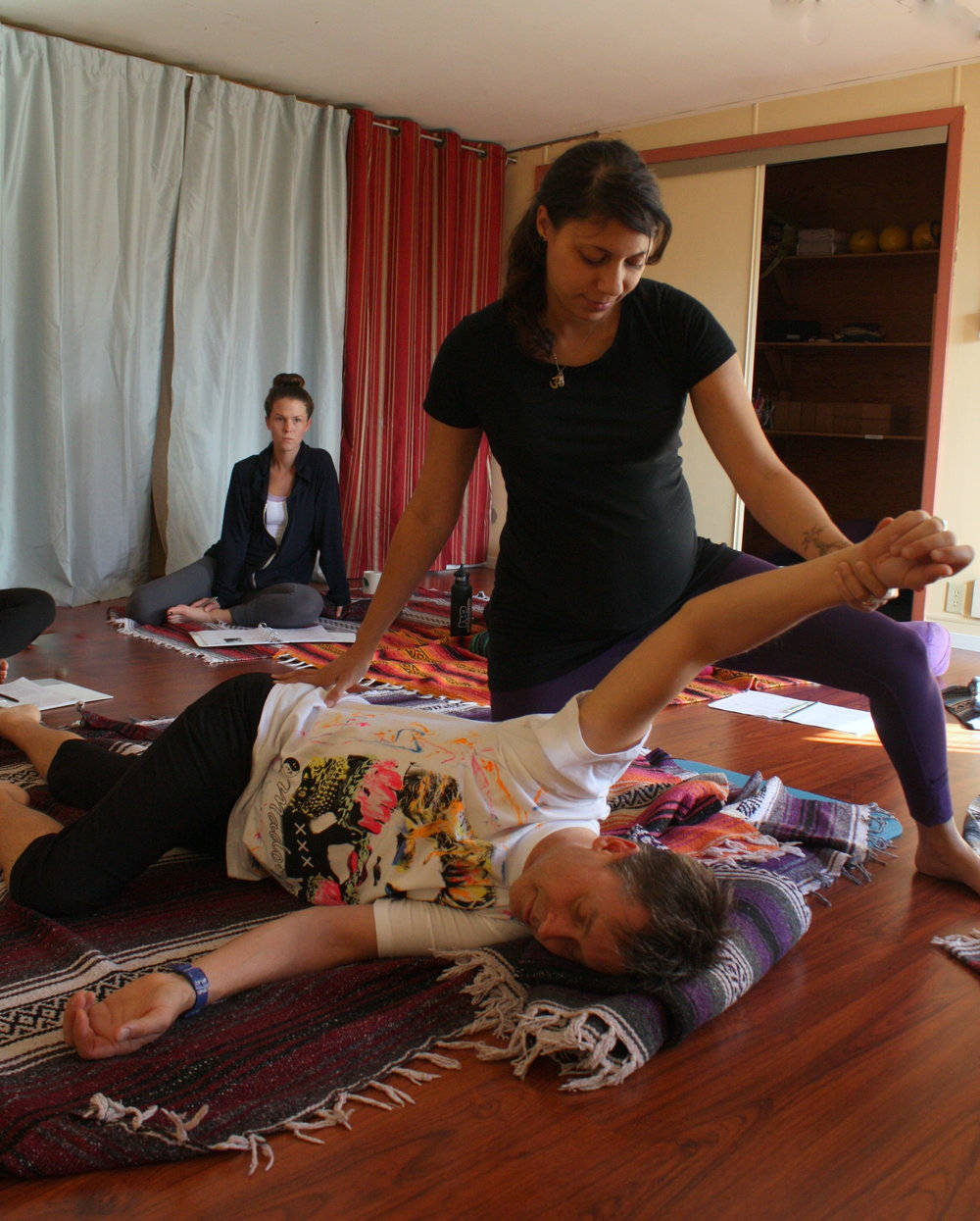 Traditional Thai Yoga Bodywork Certification