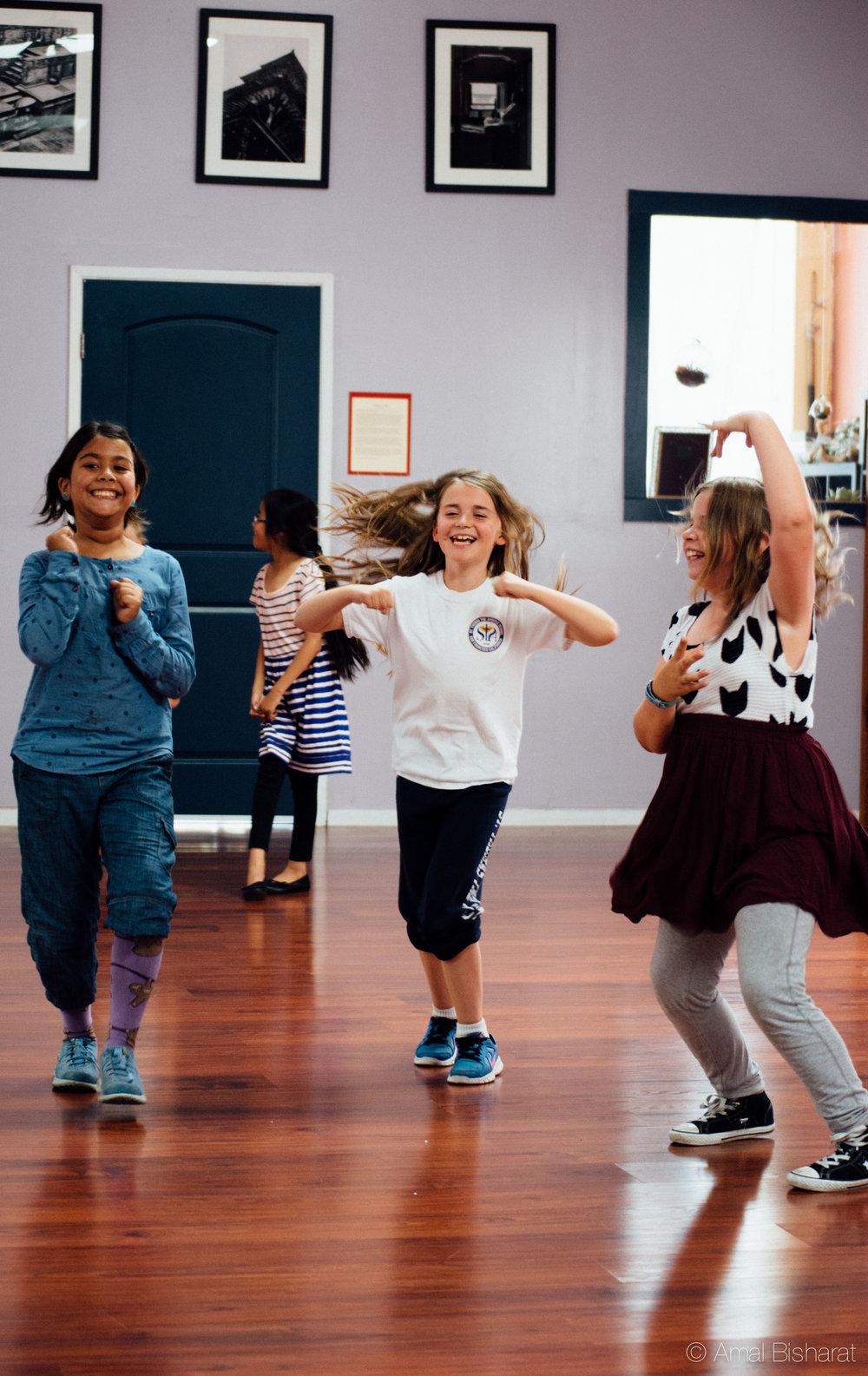 Kids Hip Hop Dance Class