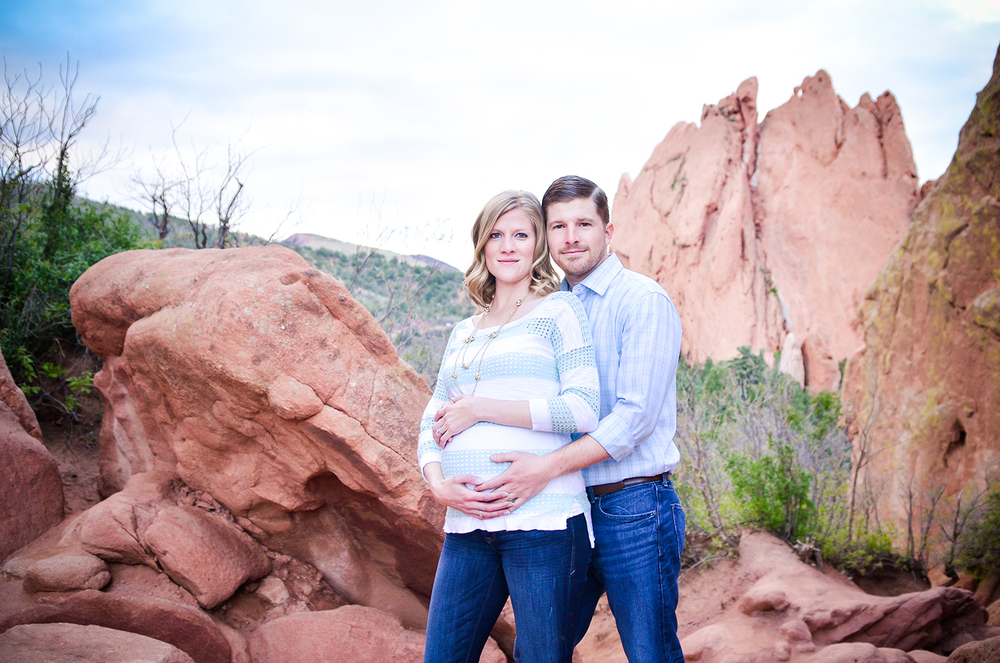 colorado springs maternity kristi williams photography