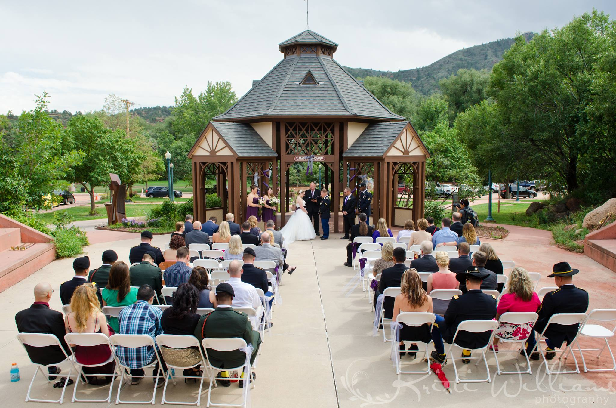 Manitou Springs Gazebo