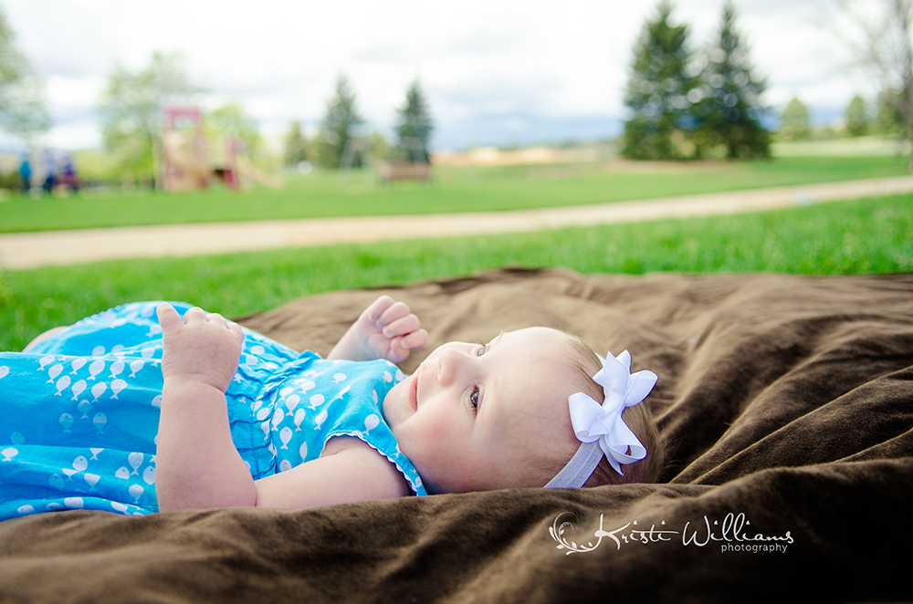 3 month baby photos colorado springs