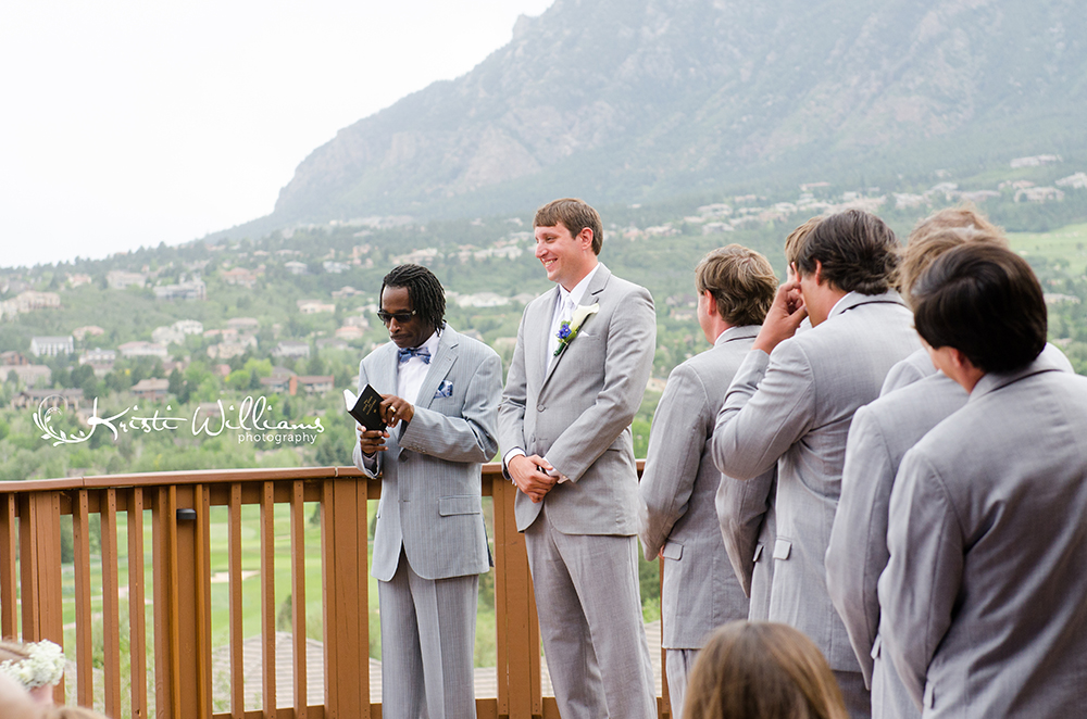 cheyenne mountain resort wedding photography