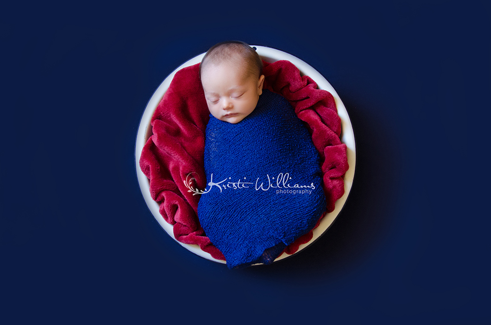 newborn infant photography
