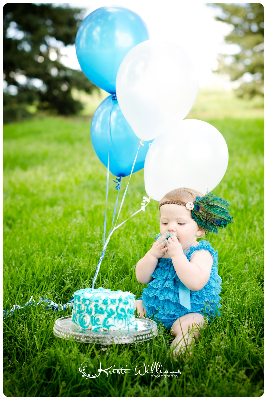one year birthday cake smash and bubble bath photography colorado springs, colorado