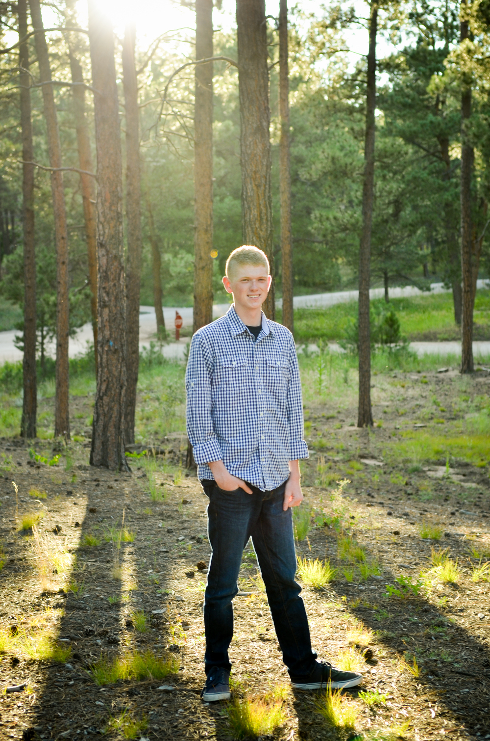 senior photography photographer colorado springs colorado