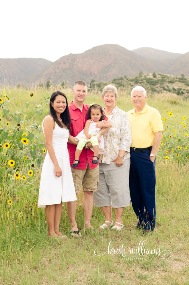 extended family photography colorado springs, co